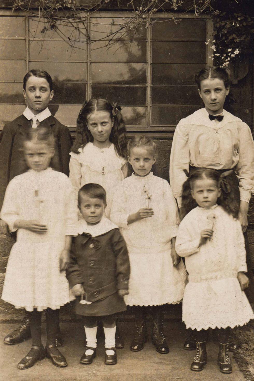 Brodsworth Hall - Kids