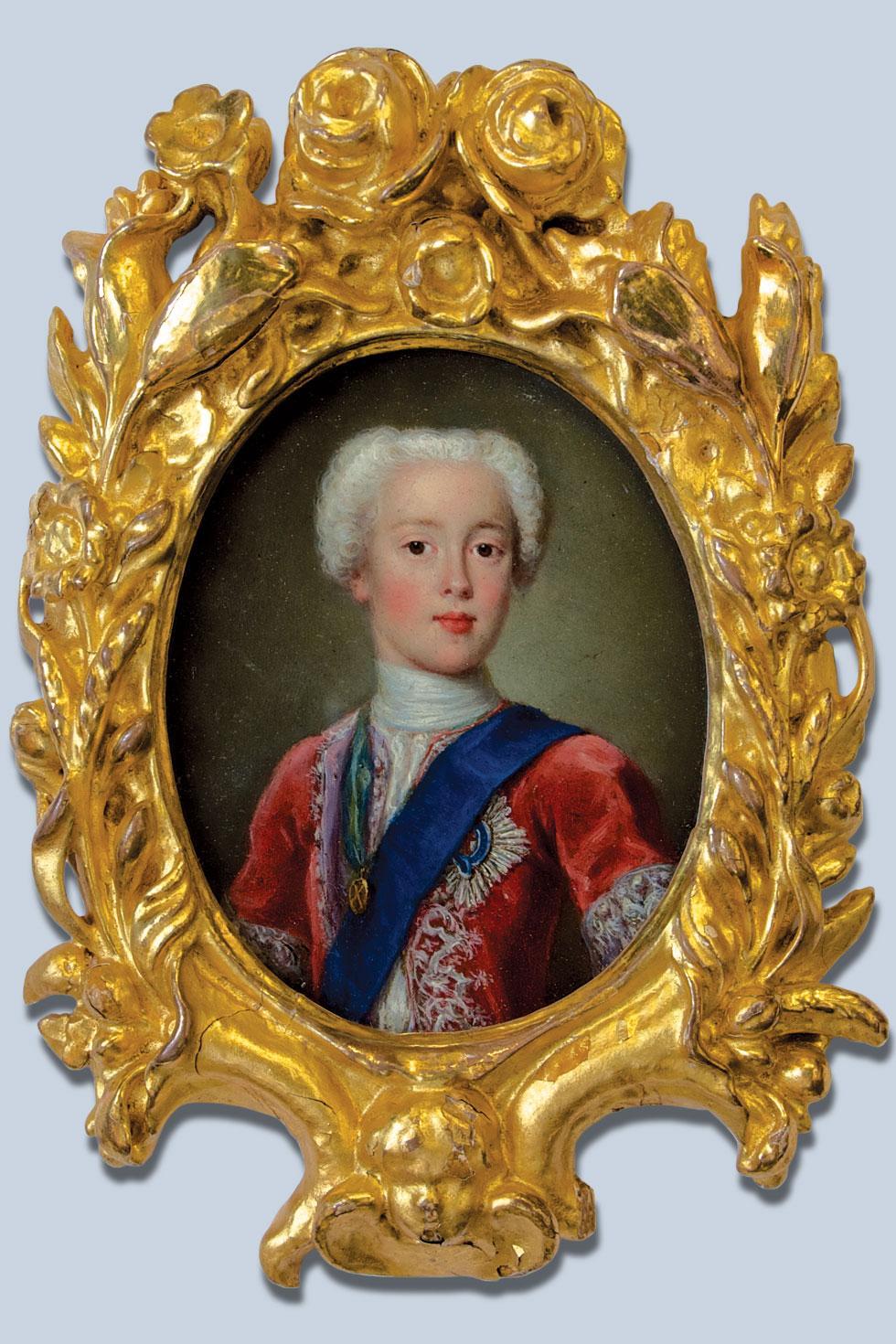Fairfax House - Jacobite Portrait