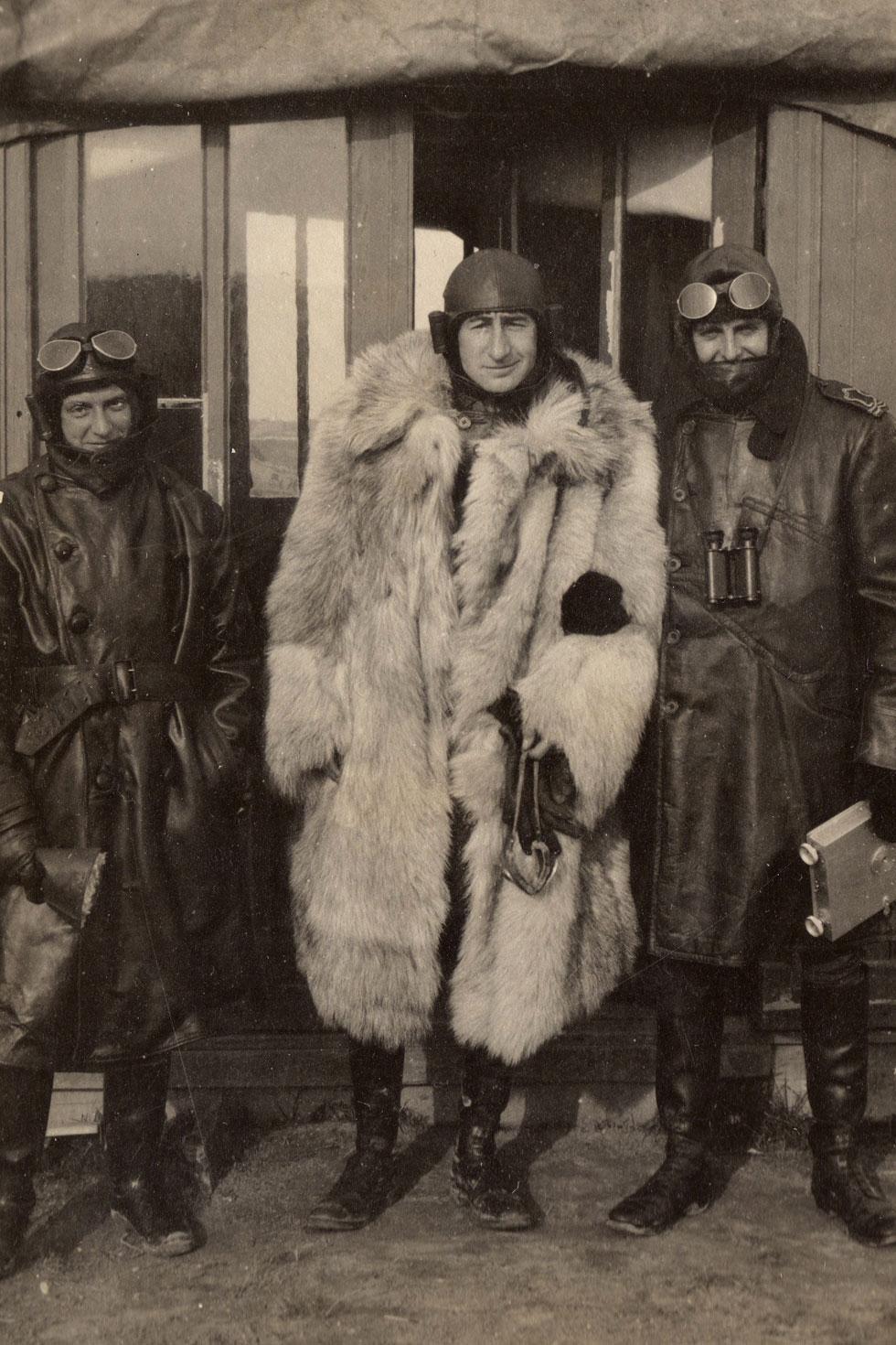 Kiplin Hall - Airman WW1